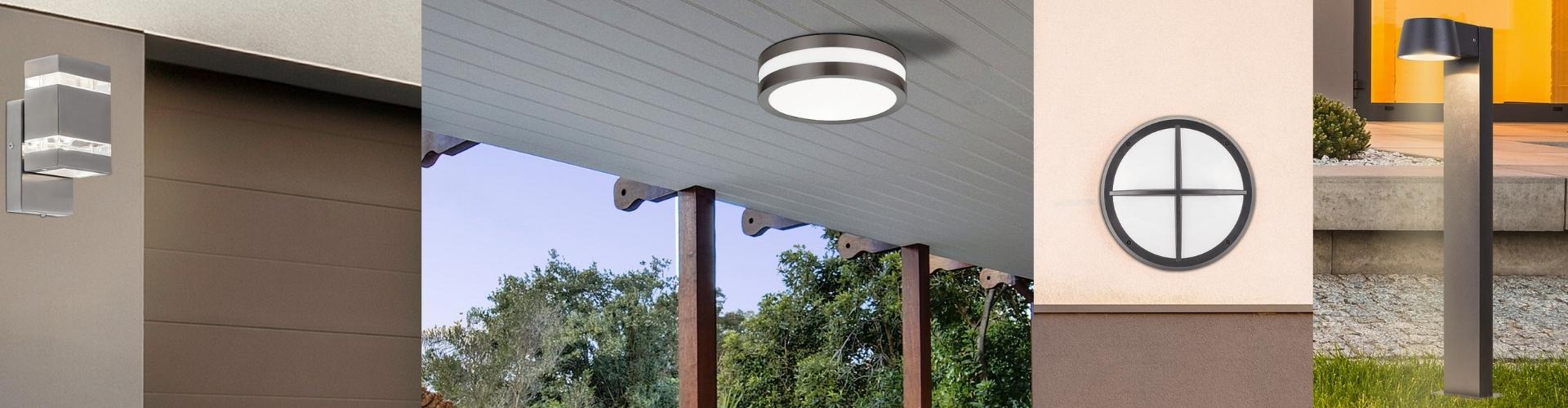 Āra LED gaismekļi